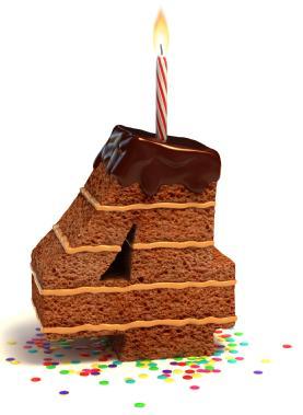 mBank oslavuje 4. narodeniny