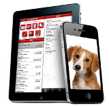 mBank pro iPhone a iPad