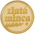 Zlatá minca 2012