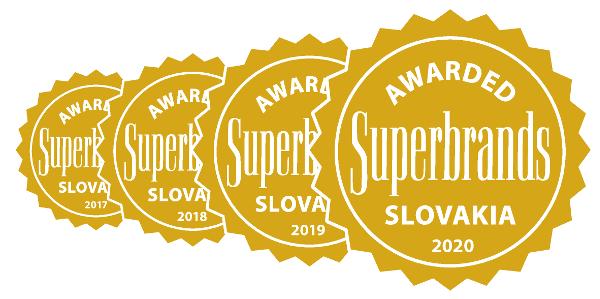 Superbrands 2017 - 2020